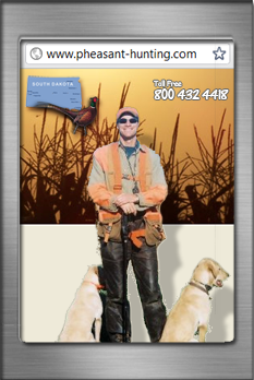 Bob on Pheasant-Hunting.com
